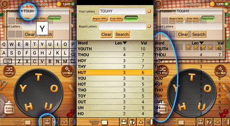 Answers and solutions with Word Breaker for Word Cookies